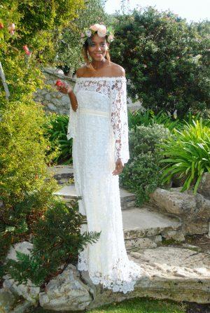 front-image-full-length-7s-style-free-spirited-bohemian-wedding-dress