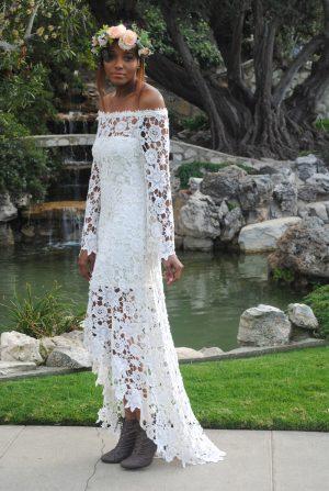 ivory-or-white-high-low-crochet-dress-hippie-bohemian-wedding