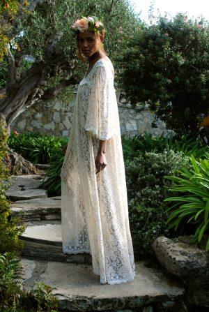 hippie-dress-angel-sleeve-caftan-lace-and-crochet