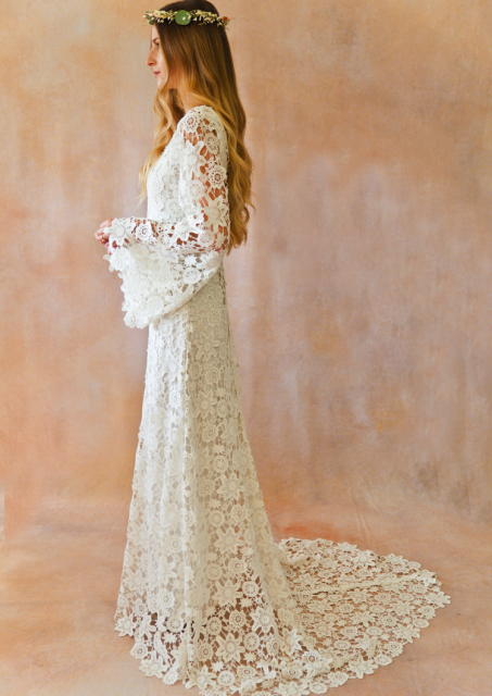 crochet-lace-wedding-gown-for-the-boho-bride