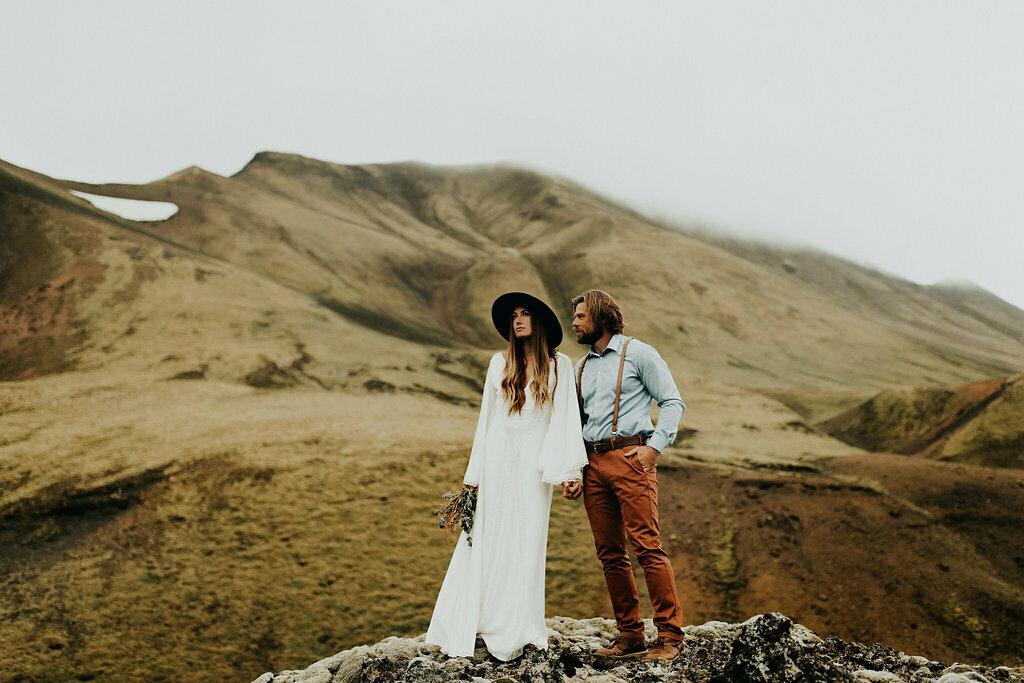 feline-silk-boho-wedding-dress-with-v-neck-long-bell-sleeves-in-ivory-for-the-adventurous-bride