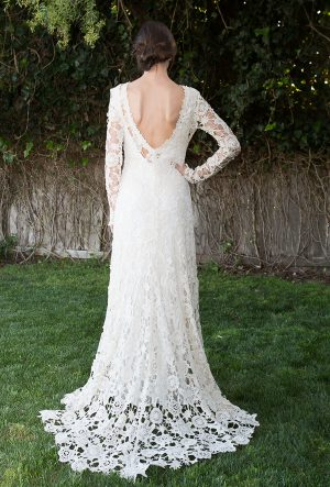 low-back-bohemian-lace-wedding-dress-sheer-long-sleeve