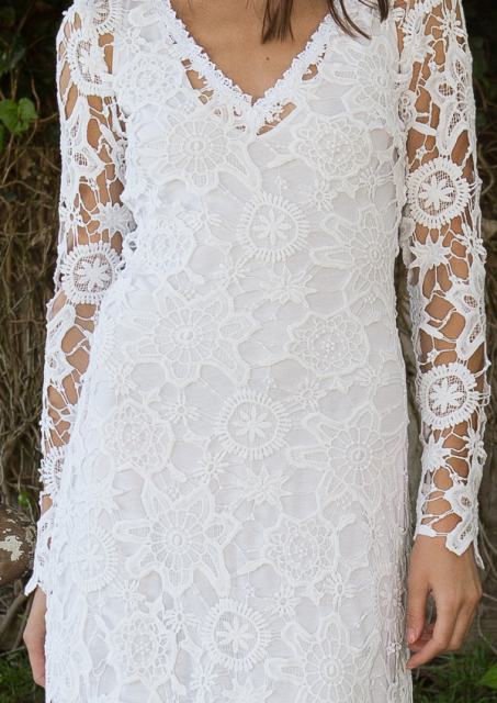 boho-crochet-lace-wedding-dress-vintage-style