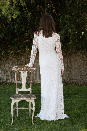 lace-crochet-boho-maxi-dress-back-view