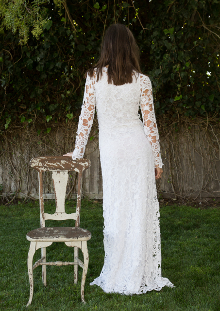 lace-crochet-boho-maxi-dress-back-view