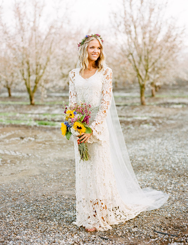 Whitney-California-Wedding-and-Bohemian-Dress