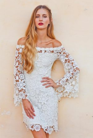 front-view-ivory-boho-lace-dress