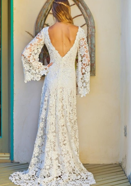 backless-low-back-bohemian-wedding-dress-dreamers-and-lovers