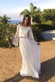 bohemian-style-2-piece-dress-vintage-bell-sleeve-top-with-flowy-silk-skirt