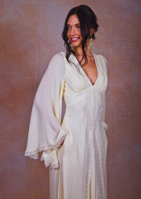 flowy-empire-waist-silk-chiffon-bohemian-wedding-dress