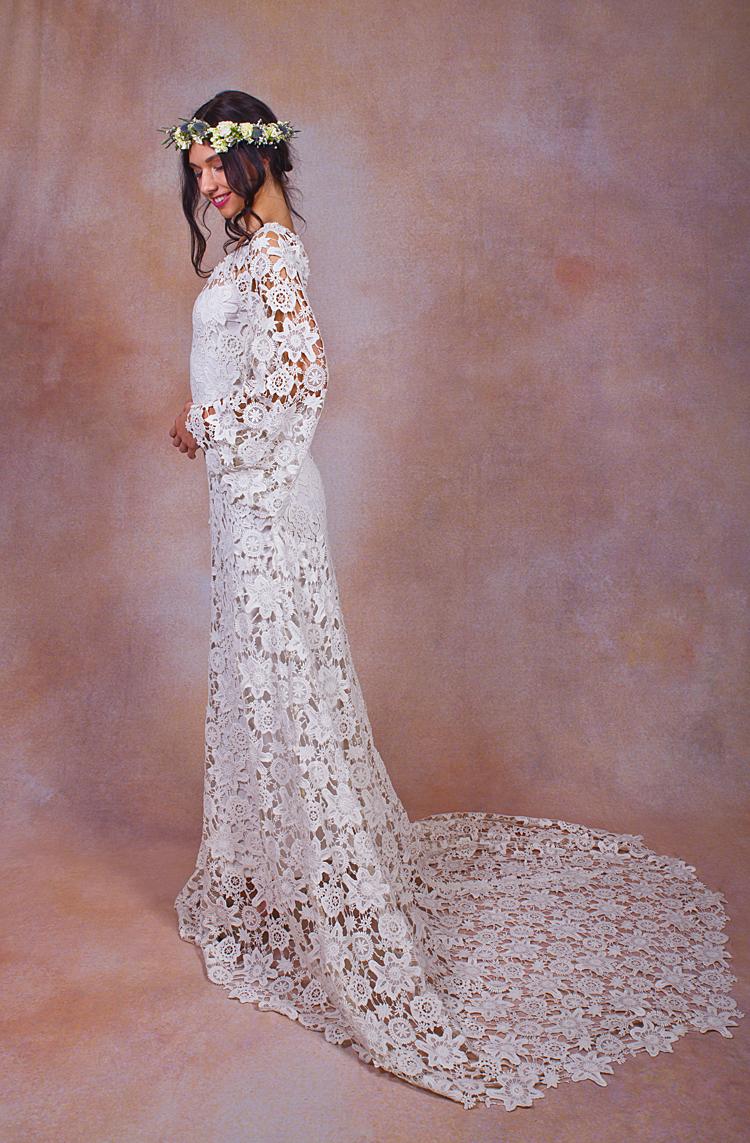 daphne-boho-wedding-dress-crochet-style-lace-with-train