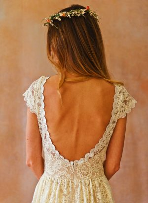 ivory-cap-sleeve-low-back-wedding-dress-with-pockets