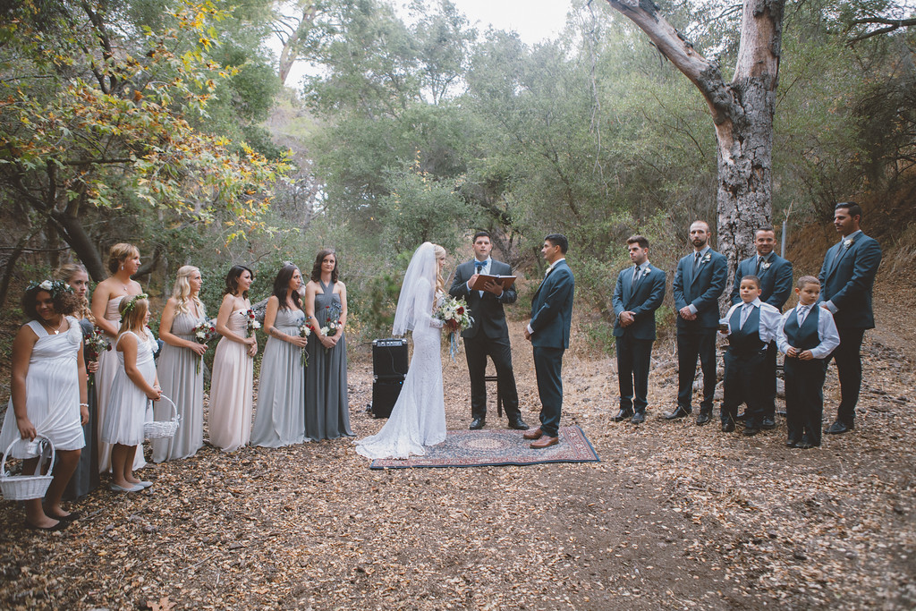 tara-bohemian-wedding-ceremony-in-lace-dress-and-veil