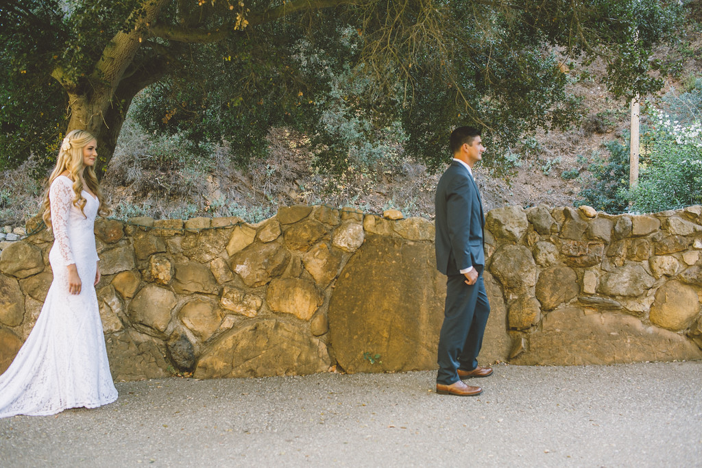 bohemian-bride-and-groom-malibu-california-wedding