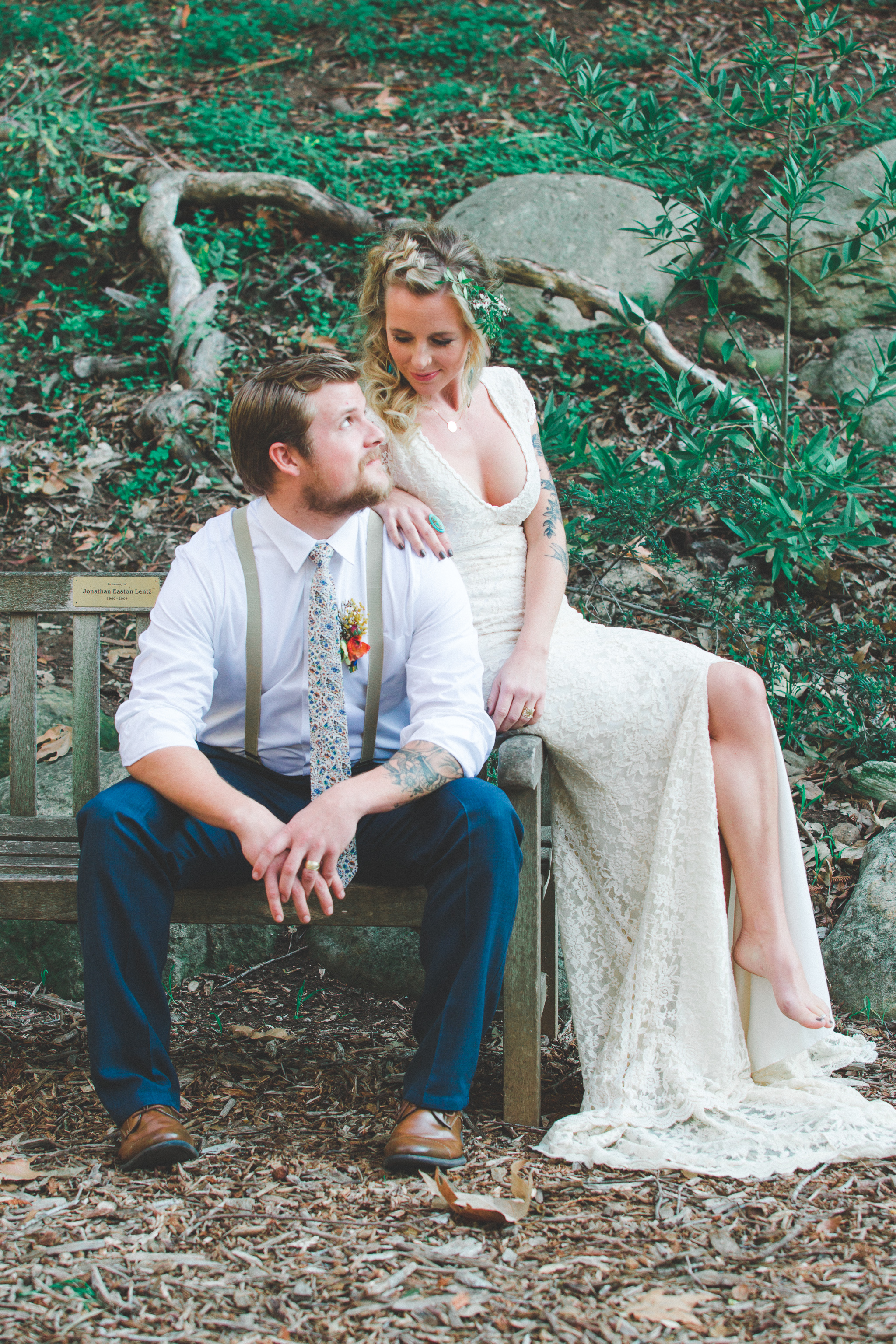 A Vibrant and Eclectic Bohemian Wedding Editorial