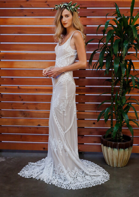 bohemian-mesh-cotton-lace-wedding-dress-with-open-back