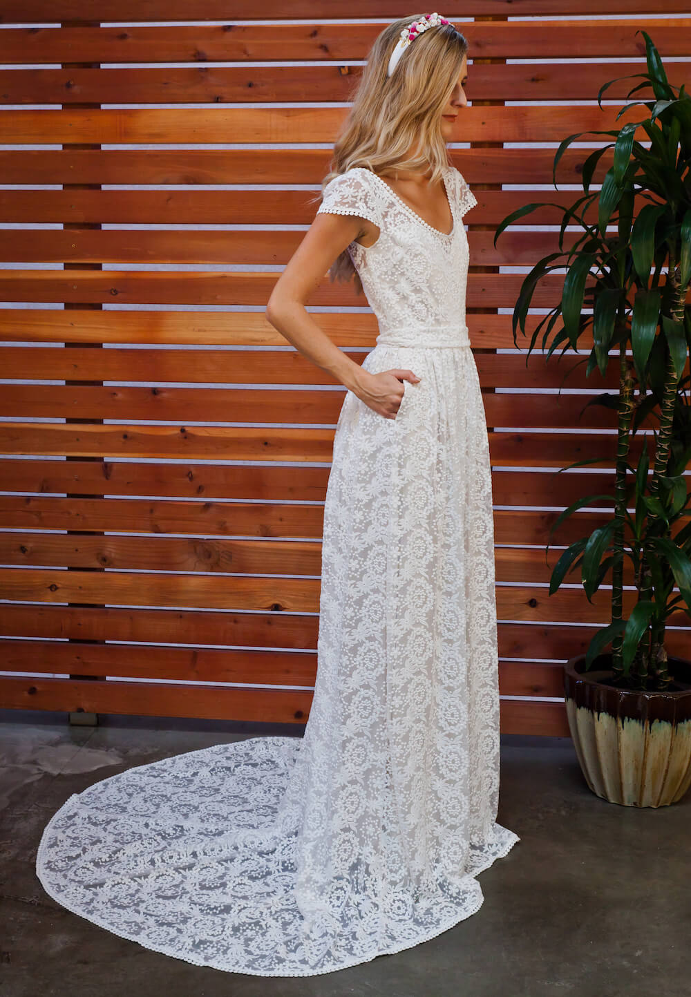 classic-embroidered-lace-gown-with-full-skirt-and-pockets