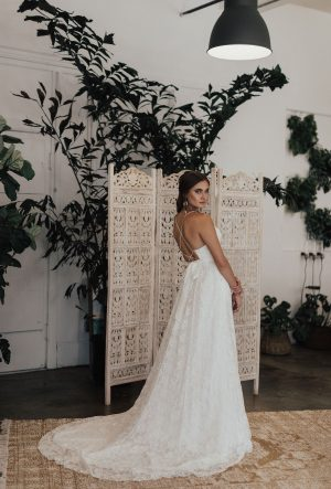 Custom Made Bohemian Wedding Dresses Dreamers And Lovers