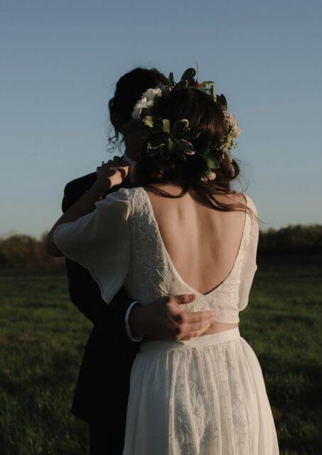 the-camelia-2-piece-silk-wedding-dress-in-simple-wedding-dresses