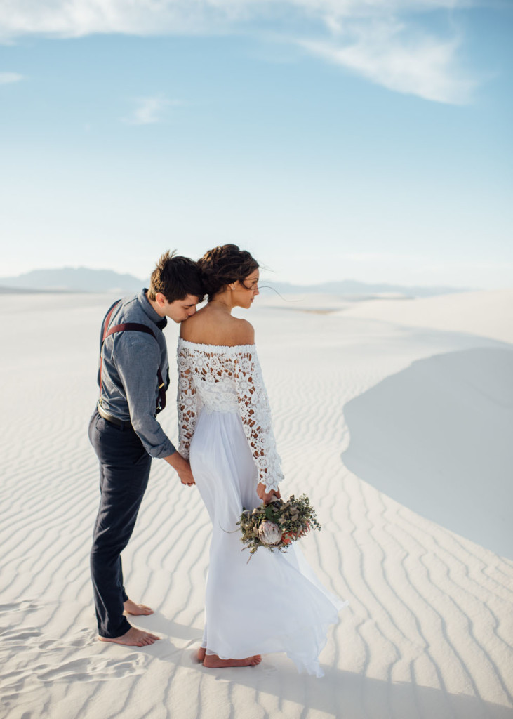 bride-and-groom-simple-bohemian-wedding-elopement-she-wears-a-romantic-boho-2-piece-dress