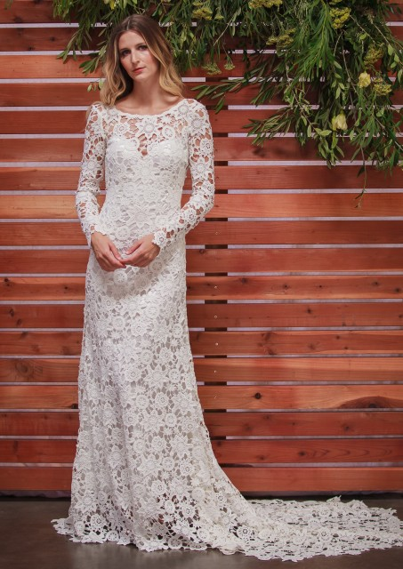 dreamers-and-lovers-crochet-lace-backless-wedding-dress-with-long-fitted-sleeves-for-the-bohemian-bride