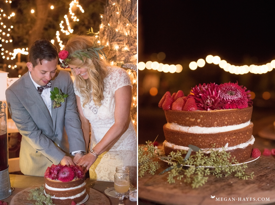 the-bride-and-groom-cutting-of-the-naked-cake-boho-wedding