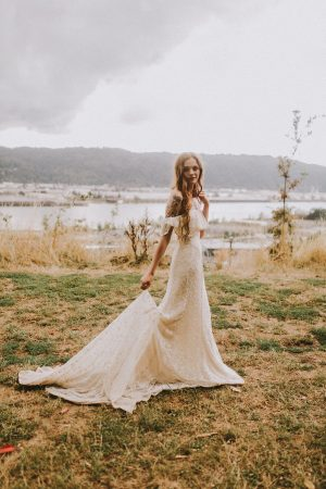 off-shoulder-bohemian-wedding-dress-the-lottie-from-dreamers-and-lovers