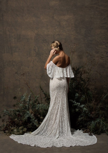 back-view-dreamers-and-lovers-off-shoulder-boho-wedding-dress