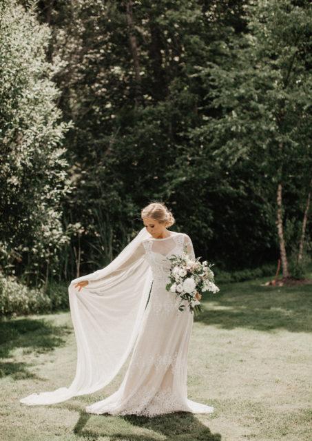 real-bride-paige-wearing-aurora-long-ssleeved-lace-bohemian-wedding-dress