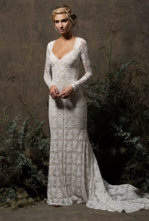 ress-for-boho-wedding-and-bride-long-sleeves-cut-out-open-back-off-white-lace