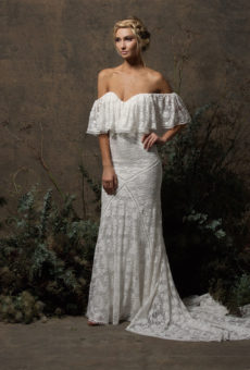 Bohemian Wedding Dresses Hippie Wedding Dresses Dreamers and