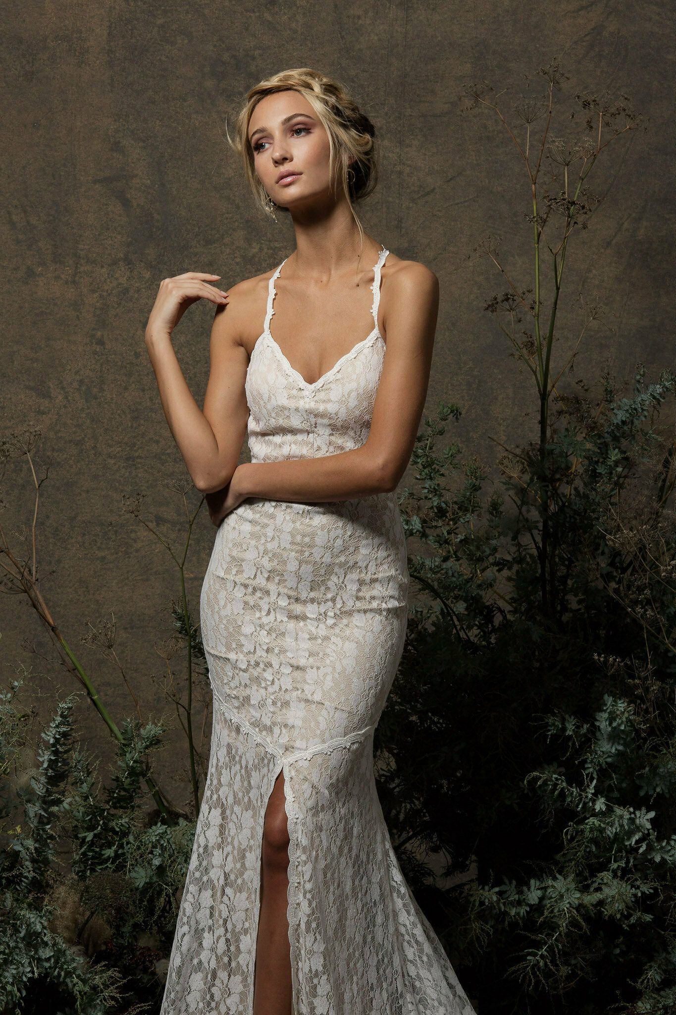 Penelope backless lace wedding dress dreamers and lovers jpg 1365x2048 Penelope  gown ea480f612