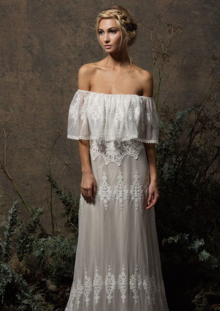 detailed-shot-juniper-off-shoulder-bohemian-style-lace-wedding-dress