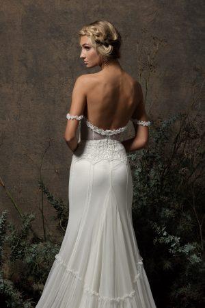 romantic-strapless-boho-wedding-dress-handmade