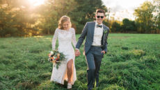 Laura and Ryan's Countryside Wedding