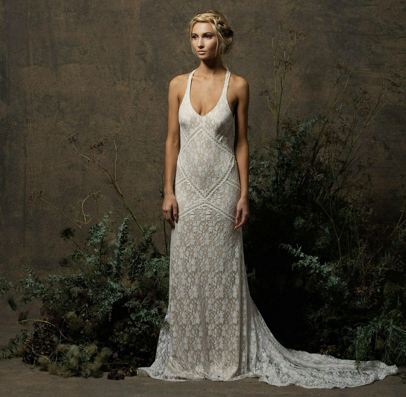Dreamers And Dita Bohemian Wedding Dress Ultra