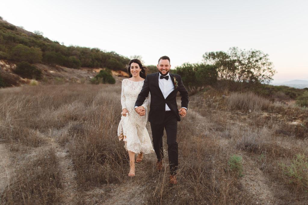 a-rustic-fall-wedding-in-temecula-california-bride-wearing-an-ivory-bohemian-lace-wedding-dress