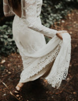 dreamers-and-lovers-aurora-bohemian-wedding-dress-with-textured-lace-detailing-photographed-by-california-based-anni-graham