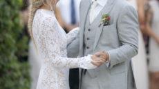 Jennie + Aaron's Palm Spring Wedding