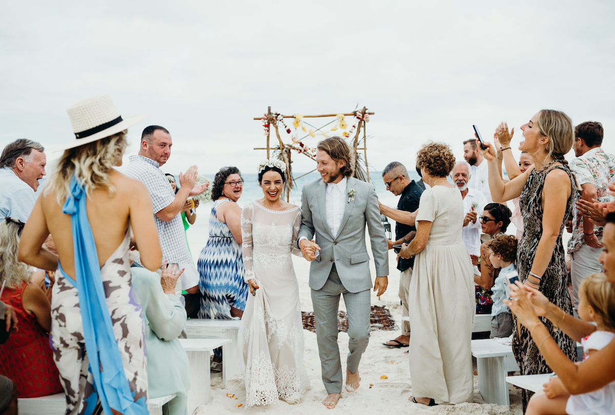 dreamy-tulum-beach-wedding-the-couple-and-their-guests