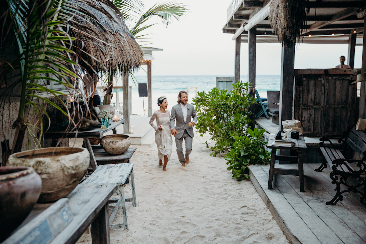 a-bohemian-beach-wedding-in-tulum-mexico