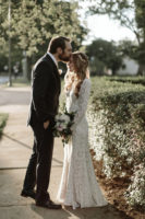 the-forehead-kiss-newly-weds-at-the-glidden-house-boho-wedding-inspiration
