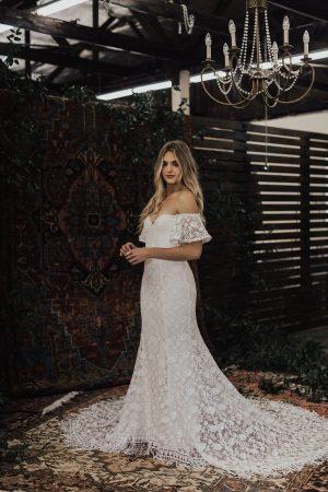 callista-sweetheart-neckline-boho-off-shoulder-wedding-dress-with-fringe-hem
