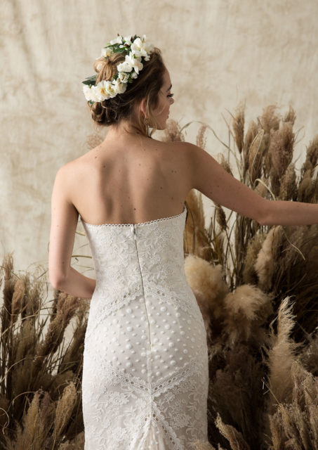 jenny-bohemian-floral-lace-dotted-romantic-boho-strapless-wedding-dress