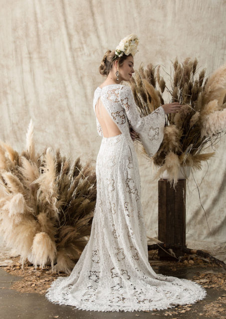 bell-sleeved-boho-wedding-dress-custom-made-in-los-angeles