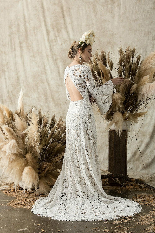 bell-sleeved-boho-wedding-dress-custom-made-in-los-angeles