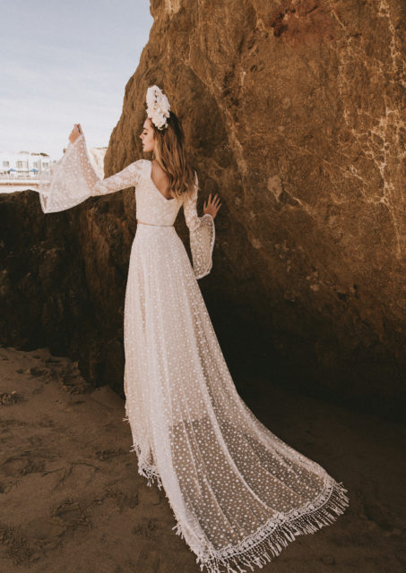 ophelia-two-piece-bohemian-lace-wedding-dress-with-bell-sleeves-and-flowy-skirt