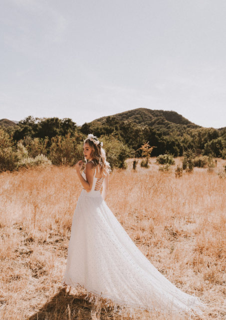 bohemian-two-piece-wedding-dress-full-skirt-and-bustier-style-top-all-made-to-measure-in-los-angeles-ships-worldwide