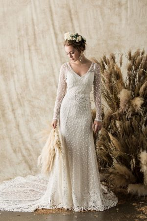 vivienne-long-sleeves-wedding-dress-with-crochet-trimming