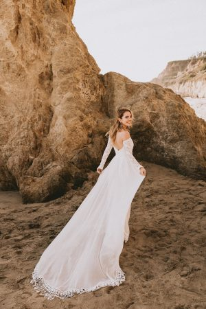 gabrielle-silk-and-lace-off-shoulder-long-sleeves-wedding-dress-for-the-boho-bride